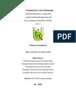 Indicadores de Biodiversidad + 5 papers