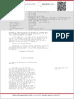 DFL 30_04 JUN 2005 Ordenanza de Aduanas