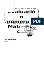 evaluacion 1 matematicas