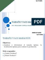 Clase 3 - Tamaño y Localización I