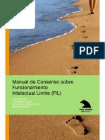 Manual de Consenso Sobre Funcionamiento Intelectual Limite