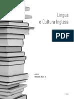 Língua e Cultura Inglesa
