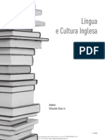eBook Língua e cultura
