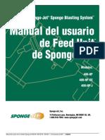 400-HP Feed Unit Manual CE Spa