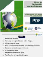 LEG  DEL AGUA Y EL USO MINERO - BQM - SET 2013.pdf