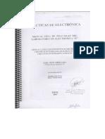 Prácticas de Electrónica de Sara Ríos Orellana y Colaboradores