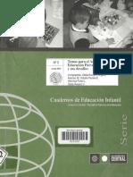 Cuadernos de Educación Infantil