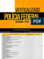 Pf 2018 Delegado Edital Verticalizado