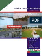 Brosur Katalog Product Georaya Geosynthetics-2016