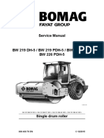 SM BW 219 DH, PDH-5 BW 226 DH, PDH-5 NS. 101 586 33 1001 - 00840076
