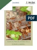 Manual Para El Manejo de Hormiga Arriera