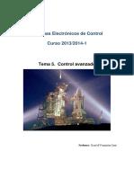 Sec Tema 5 Control Avanzado 1314a Ocw-5205