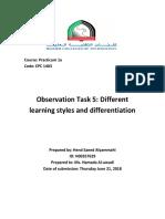 observation task 55