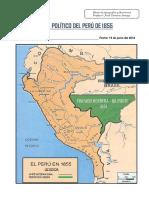 Mapa político de la Prosperidad Falaz