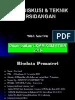 320027093 Etika Retorika Teknik Persidangan Ppt