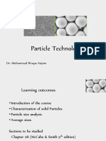 Particle Technology 1