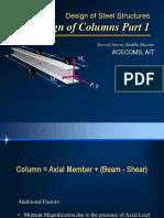 Design of HRS - Columns Part 1