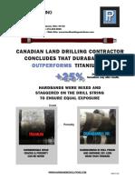 Duraband vs. Titanium