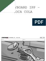 Storyboard - Coca Cola - IPP