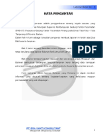 Laporan Pengawasan (konsultan) Kec. Pinang - Bulan 1
