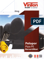 Brosur Pipe Pe