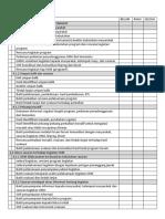 Daftar Tilik Dokumen (Edit)