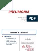 Pneumonia 2015