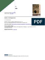 Bromehead - Aetites or the Eagle-stone