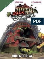 WelcomeBackToTheDungeon en Rules