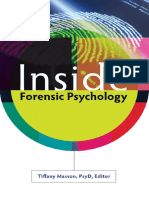 Inside Forensic Psychology