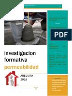 Informe de Inv. Form. Teoria