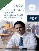 July 2016 IDIP Unit C Examiners Report
