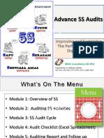 Advance 5S Audits