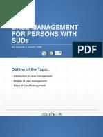 Case Management Sud