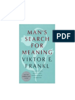Viktor Frankl Mans Search for Meaning