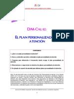 DMCAL 02 Plan Personalizado de Atención
