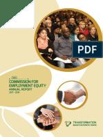 CEE Annual Report 2018