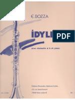 BOZZA, Eugène - Ydylle