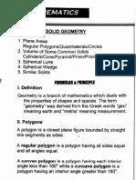 RNS - Geometry