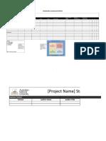 Stakeholder Involvement Matrix.xls