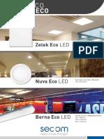 Berna Eco Led 20w1668 Presentacion