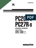 PC20_PC27R-8 Shop Manual