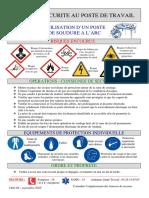 Fsp15 - Utilisation Dun Poste de Soudure Larc