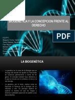 Biogentica y Concepcion Final