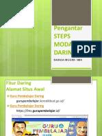 Steps-moda Daring-b Ing Sma