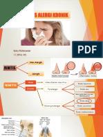 Rinitis Alergi Kronik Ppt