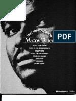 McCoy Tyner Jazz Improvisation 82