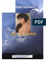Autobiography of Taslima Nasreen