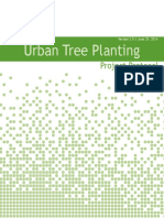 Urban Tree Planting Project Protocol V2.0