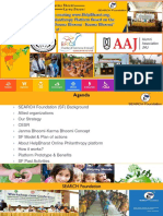 HelpBharat Online Philanthropy Platform-New